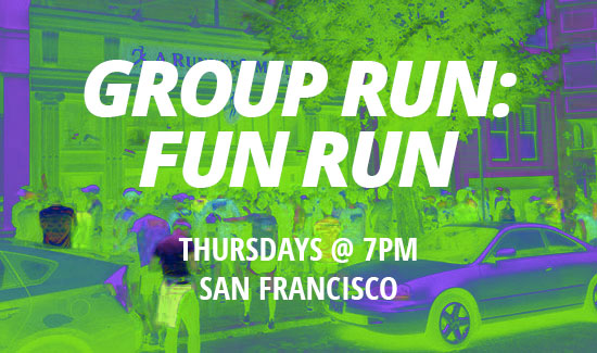 Group Run: 4-5 Mile Fun Run