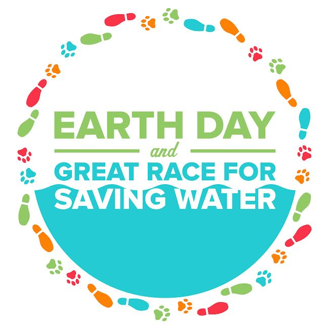 Palo Alto Earth Day and Great Race for Saving Water